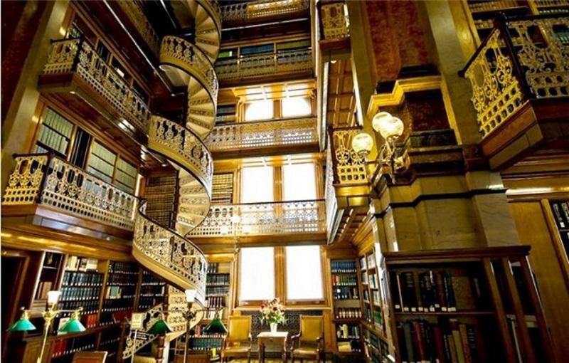 10 самых красивых библиотек мира