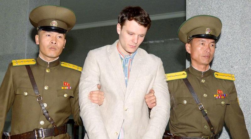 граждане США едут в Северную Корею