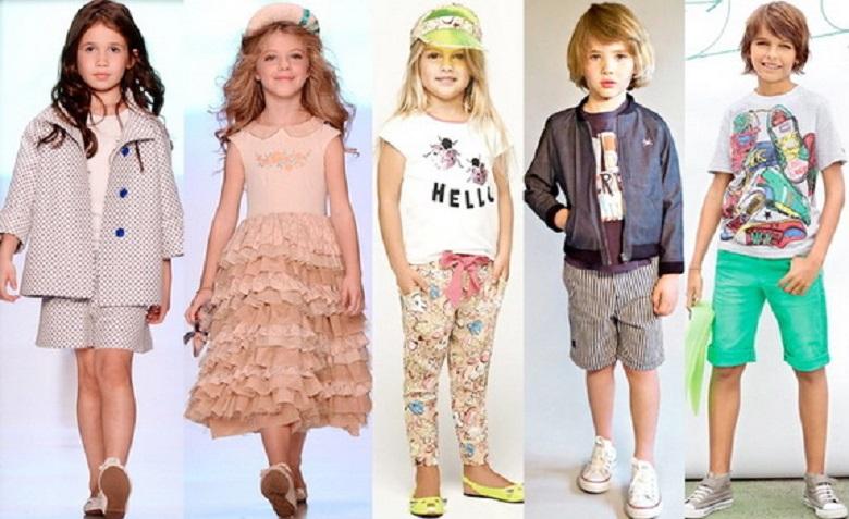 детская одежда и обувь для лета