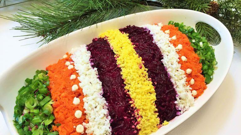 Салат селедка под шубой что нужно