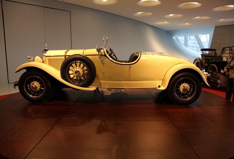 Mercedes 24/100/140 PS3