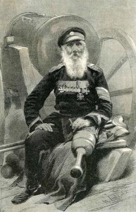 Кочетков Василий Николаевич: солдат трех императоров