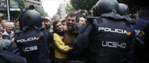 Мадрид провалил экзамен на демократию