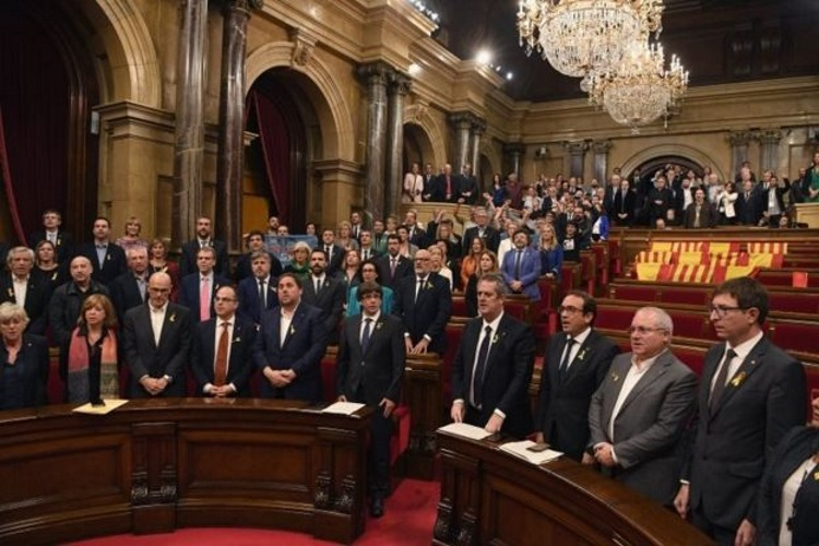 история независимости Каталонии