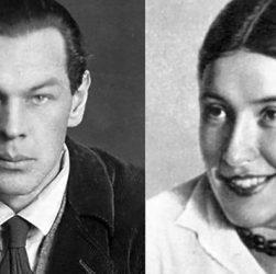 разведчик Рихард Зорге и его жена Екатерина Максимова