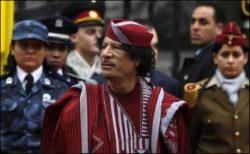 в охрану ливийского лидера Муаммара Каддафи брали только невинных девушек