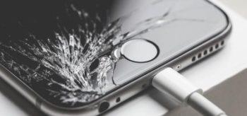 замена поврежденных запчастей на Apple iPhone