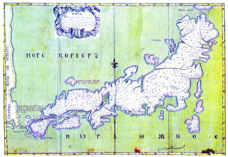 Кому принадлежали в прошлом Курильские острова – карты против мифов