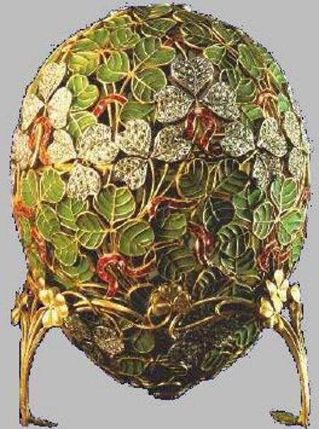 императорские пасхальные яйца Фаберже
