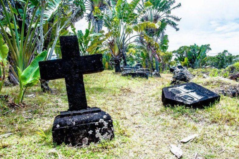 Пиратское кладбище Сент-Мари. Неизвестные достопримечательности Мадагаскара