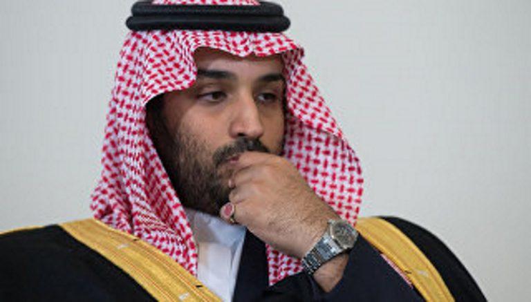 В Эр-Рияде новый наследник короля Мухаммед бен Салман