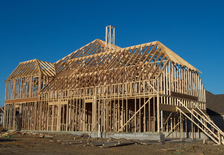 построить каркасный дом своими руками