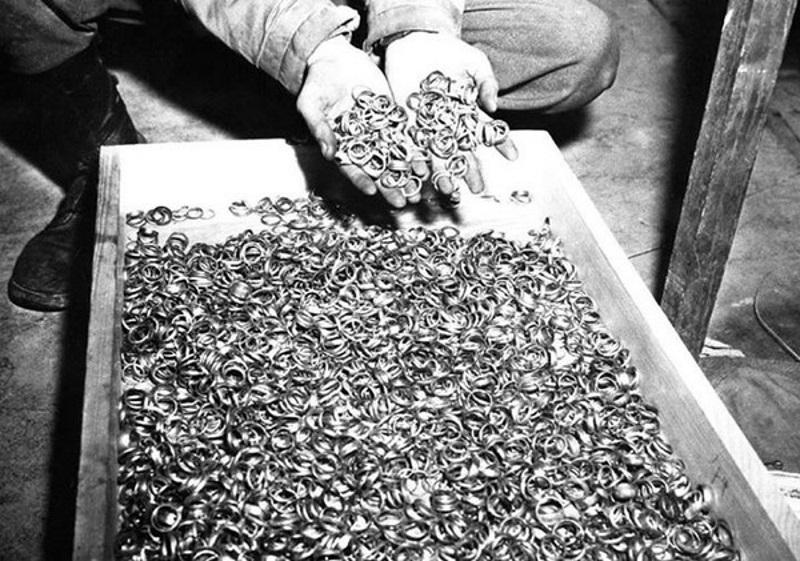 Борьба за нацистское золото в Швейцарии