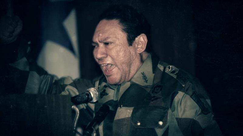 диктатор Панамы Мануэль Норьеги