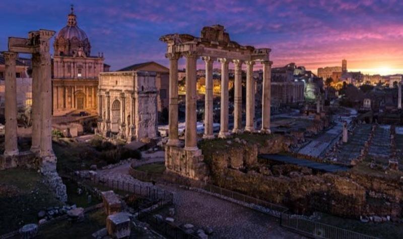 падение Древнего Рима