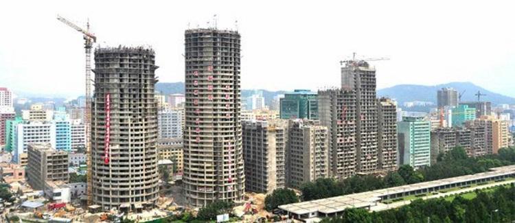 Пхеньян: строительство и общий вид города