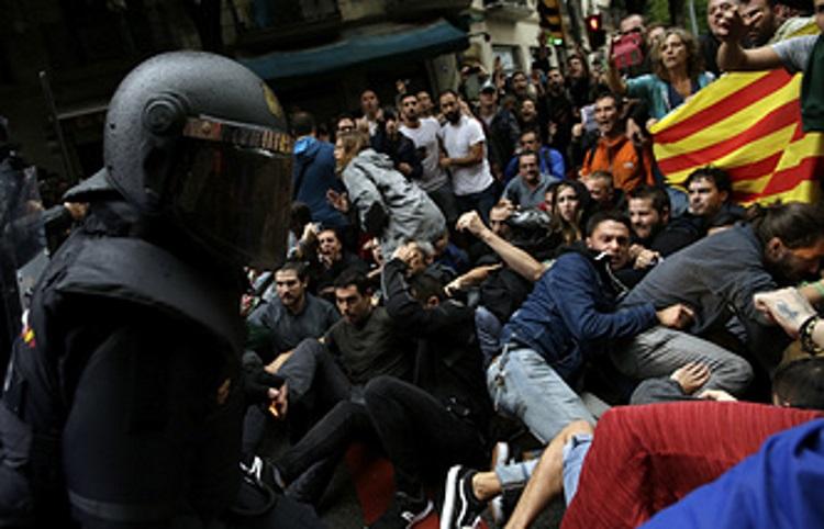 Референдум о независимости Каталонии является законным