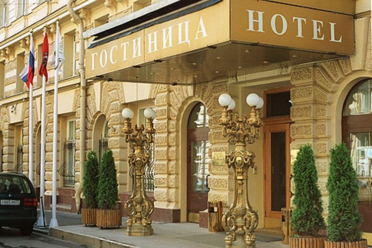 история гостиничной индустрии
