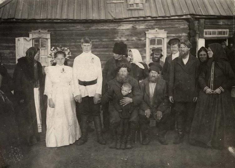 крестьянки на Руси убивали своих мужей