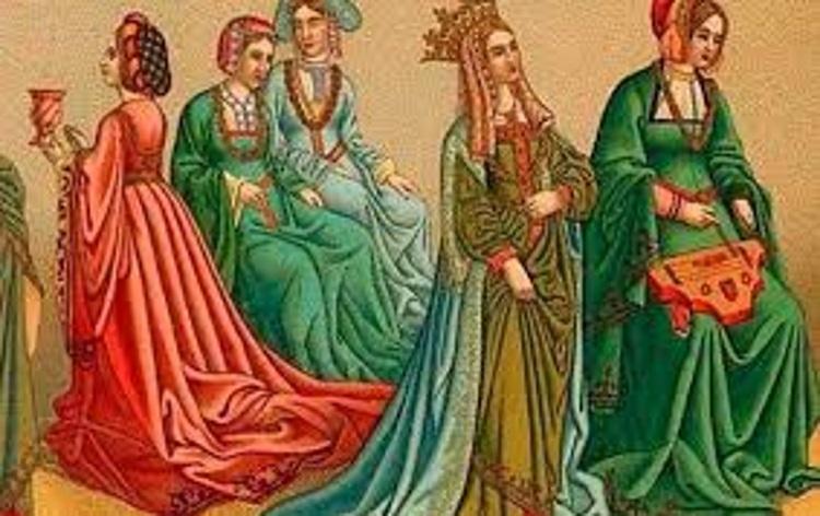 женщины делали свою грудь плоской