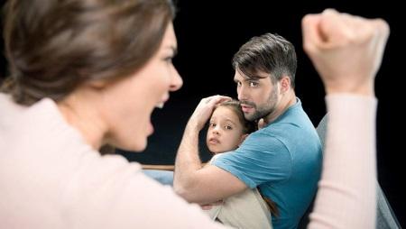 домашнее насилие в отношении мужчин