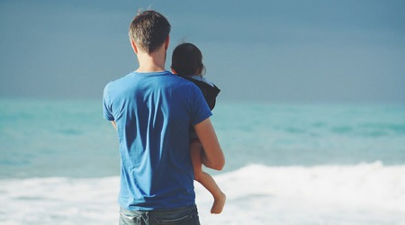 Отношения отца и дочери очень важны для девочек