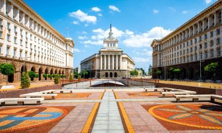 экскурсия по городу София