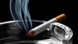 удалить запах сигарет