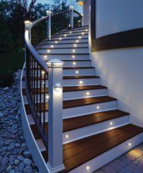 советы по дизайну садового освещения