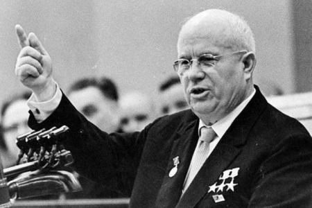 Как Хрущев подарил Украине Крым