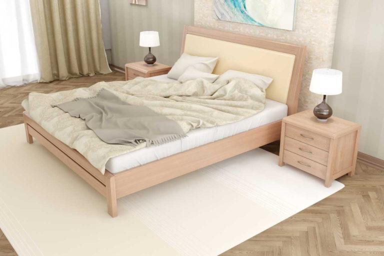 Конструкции доступны для хранения кровати