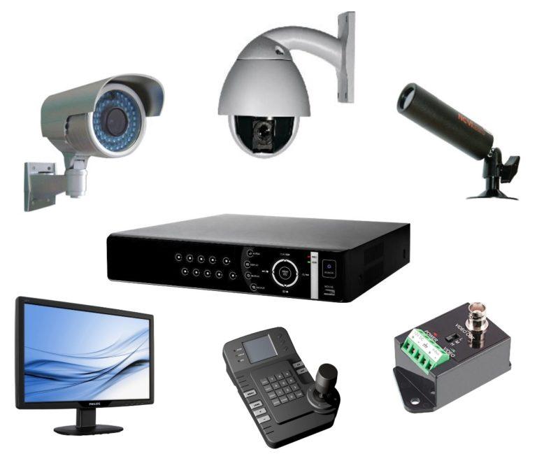 Уличное видеонаблюдение для частного дома