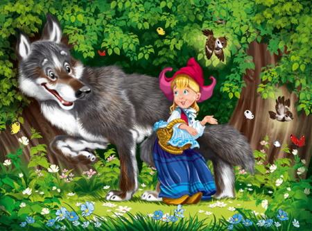 Волшебный мир сказок