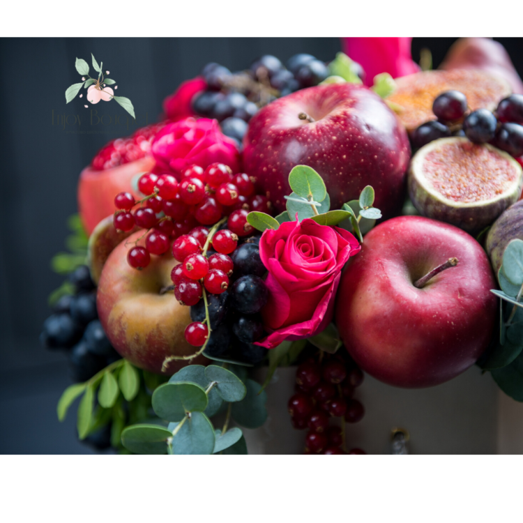 фруктово-ягодных букетов