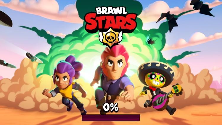 Brawl Stars: стратегия в реальном времени