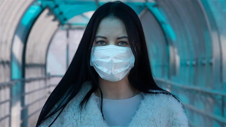 Как сделать простую медицинскую маску дома