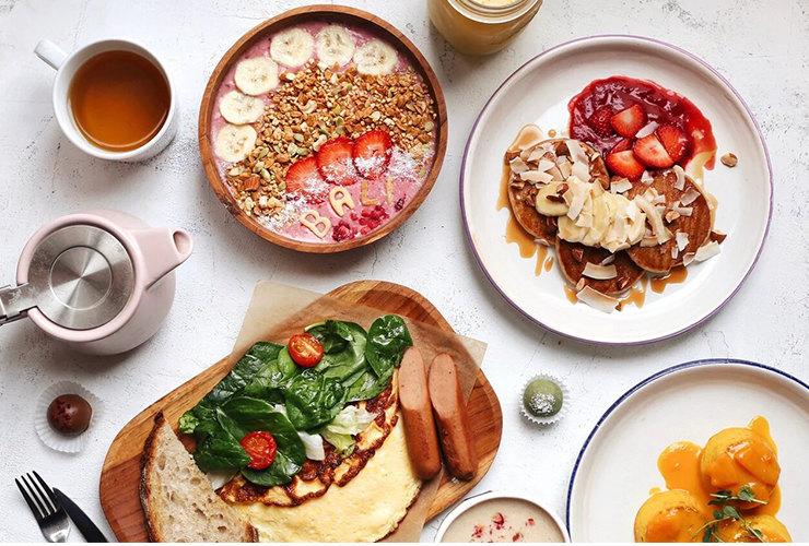 3 полезных и вкусных завтрака