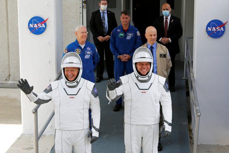 Запуск ракеты Falcon 9 к МКС отложен из-за погоды