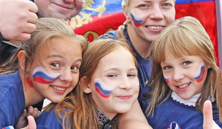 современная демография России