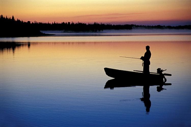 для рыбалки с лодки