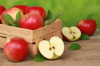 питательные вещества в яблоке