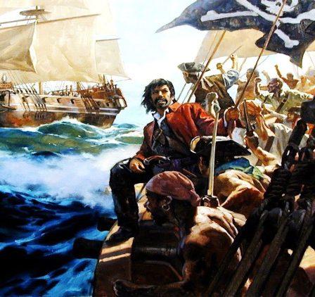 знаменитые пираты
