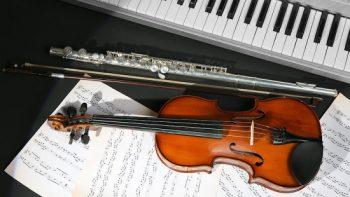 Как создается звук музыкального инструмента